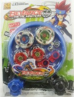 Little Angels Beyblade Metal Masters With Lights (Multicolor)