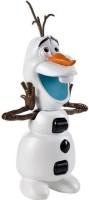 Hot Wheels Disney Frozen Stretch & Slide Olaf (Multicolor)