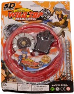 Tabu Spinning & Press n Launch Toys Tabu WildTop Mattle Battle