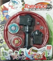 Beyblade 5D System Tornado Metal Masters With Stadium And Colorful Lights (Multicolor)