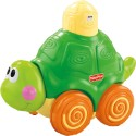 Fisher-Price Go Baby Go Press And Crawl Turtle