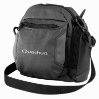 Quechua Pocket 2012 Sling Bag (Grey, Sling Bag)