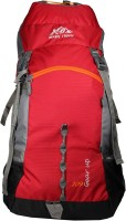 Mount Track Gear Up 9111RD 60 Ltrs (Red, Rucksack)