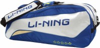 Li-Ning ABDJ182 Blue Kitbag (Blue, Silver, Kit Bag)