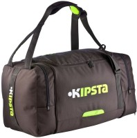 Kipsta Regular Duffel Bag (Grey, Kit Bag)