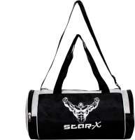 Star X Stamina Gym Bag Black, Grey, Kit Bag