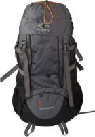 Zero Gravity Nature Explorer 7113 55l Rucksack (Black, Grey, Rucksack)