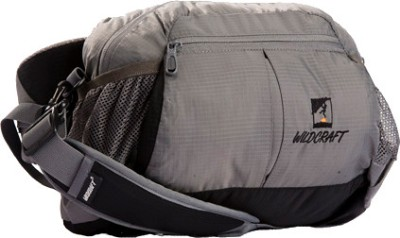 Wildcraft Bags Black Wildcraft Bum Travel Bag