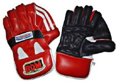 BDM Commander Wicket Keeping Gloves (Men, Multicolor)