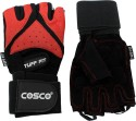 Cosco Tuff Fit Gym & Fitness Gloves - L, Multicolor