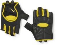 Nike MEN'S LIGHTWEIGHT Cycling Gloves (L, Black, Grey)