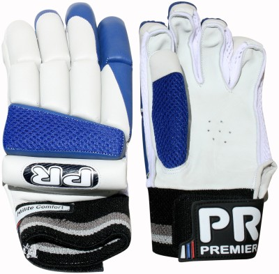 PR Hilite Comfort Batting Gloves (Men, Blue)