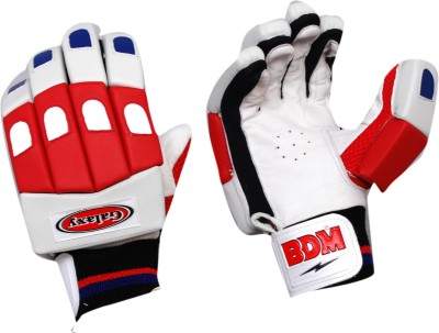 BDM Galaxy Wicket Keeping Gloves (Men, Red, Green)