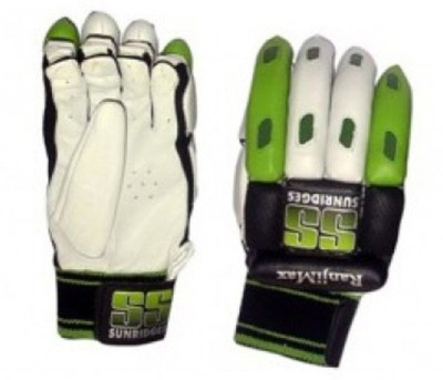 SS Ranji Max Batting Gloves (Men, Multicolor)