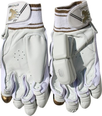 Champ Coronthian Batting Gloves (XL, White)