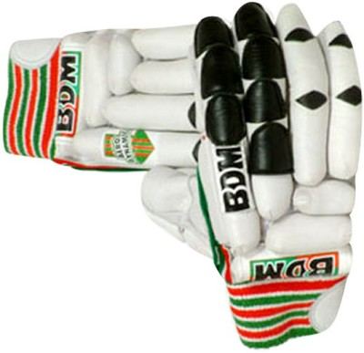BDM Aero Dynamic Batting Gloves (Men, Multicolor)