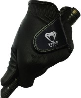 Viper Golf All Weather - Left Hand (S,Black) Golf Gloves (S, Black)