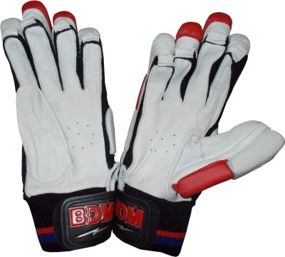 BDM Admiral Super Test Batting Gloves (Multicolor)