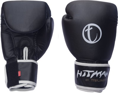 Hitman By Triumph New Synthetic Force Boxing Gloves On Flipkart Com A