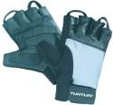 Tunturi Pro Gel Gym & Fitness Gloves (XL, Black, Grey)