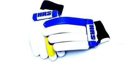 HRS Match Batting Gloves (Men, White)
