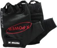 Vector X VX 300 Gym & Fitness Gloves (M, Black)