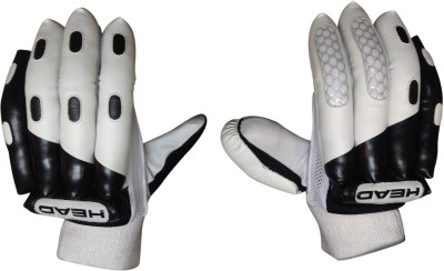 Head Hunter Batting Gloves (L, Black, White)