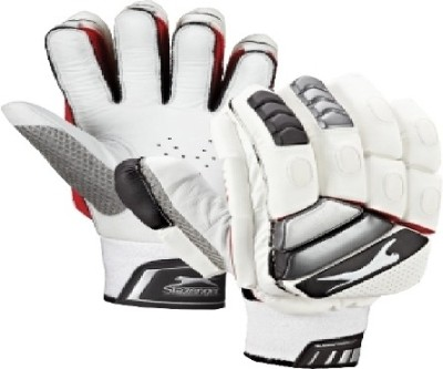 Slazenger Test Batting Gloves (White)