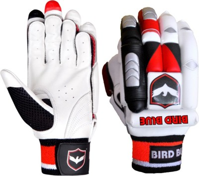 Birdblue Strome Perfomer Batting Gloves (Free Size, Red, White)