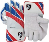 SG Super Club Wicket Keeping Gloves (Men, Multicolor)
