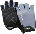 Nivia Python Gym & Fitness Gloves - L, Black, Grey