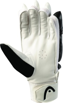 Head Rudar Youth Batting Gloves (M, Black, White)
