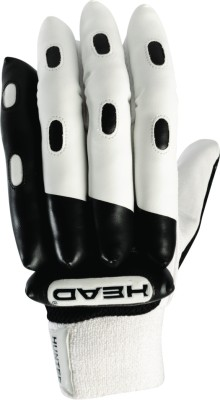 Head Rudar Youth Batting Gloves (M, Black, White)