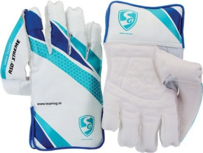SG Mens Wicket Keeping Gloves (Men, Multicolor)
