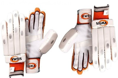 Sigma Maxlite 2 Batting Gloves (M, White)