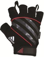 Adidas Performance Gym & Fitness Gloves (XL, Black, Red)