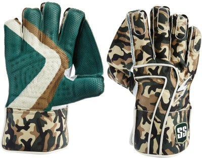 SS Reserve Edition Wicket Keeping Gloves (Men, Multicolor)