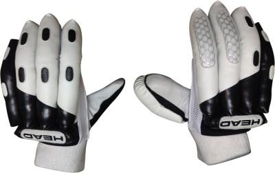 Head Speed Youth Batting Gloves (M, Black, White)