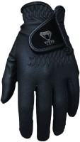 Viper Golf All Weather Glove BLACK - Left Hand (M,Black) Golf Gloves (M, Black)