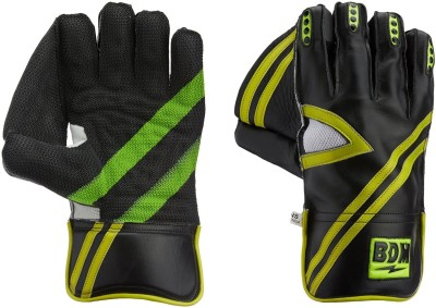 BDM Jaguar Wicket Keeping Gloves (Men, Multicolor)