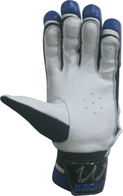 Wombat Chaser Batting Gloves (L, Blue, White)