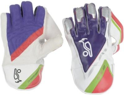 Kookaburra Instinct 800 Wicket Keeping Gloves (Men, Multicolor)