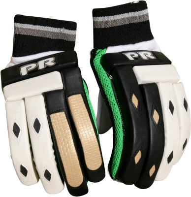 PR SUPERLITE Batting Gloves (Free Size, Black)
