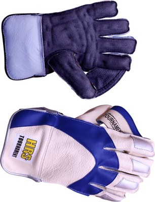 HRS Tournament Batting Gloves (Men, Multicolor)