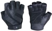 Harbinger Pro Gym & Fitness Gloves (M, Black)