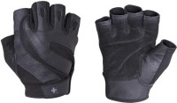 Harbinger Fitness Pro Wash & Dry Gym & Fitness Gloves (L, Black)