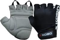 Kobo WTG-05 Gym & Fitness Gloves (M, Black)