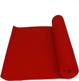 Metro Sports Durable Yoga Red 4 mm