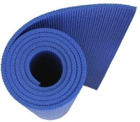 ShopSince Yoga And Exercise Mat (4mm) Yoga Blue 4 Mm