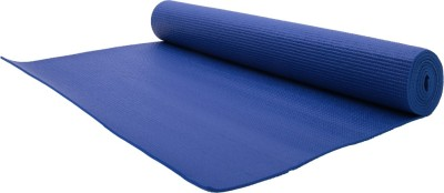 Relax Fitness Mat-6mm Exercise & Gym, Yoga Blue 6 mm